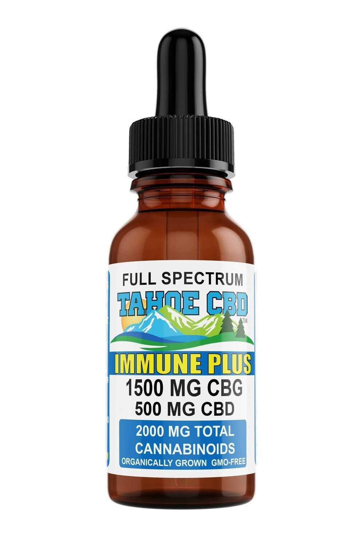 Immune Plus CBG Oil in Las Vegas